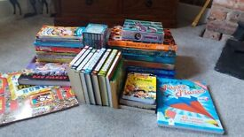 Large selection of boys books