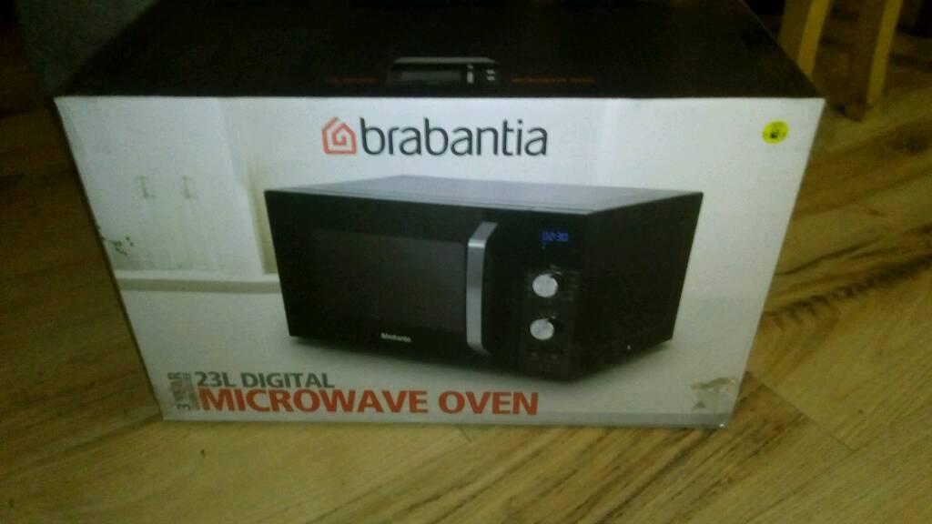 Brabantia Microwave 23l In Yeadon West Yorkshire Gumtree
