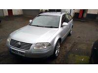 VW Passat 1.9TDI 130bhp Higline Estate