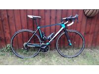 ORBEA ORCA Team Road Bike, full OMP carbon, size 55cm, SHIMANO 105, IMPECCABLE condition
