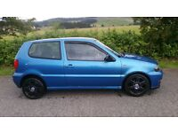 Volkswagen Polo 1.4 for Spares Or Repair