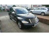 Crysler Pt cruiser CRD limited edition 2003 Low Mileage