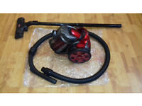 """GREAT CONDITION"" (£40) Prolectrix EF0249 Compact Cylinder Vacuum, 2 Litre, 1000 W, Redvacuum cleane"