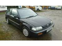 1989 honda civic 1.4 5 sp manaul d14a1
