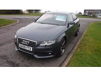 "AUDI A4 TDi SE,2009,19""ROTAR ALLOYS,Air Con,Cruise Control,140bhp,6 Speed,Full Service History"