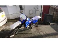 Yamaha DT 125R 2003