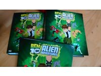 BEN 10 ALIEN adventure magazines (90 in bundle) complete set