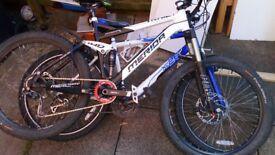 Merida One Forty - Mountain Bike - Rock Shox and Fox Full Suspension