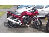 1200s bandit 1997 4000miles with history, almost mint!
