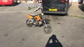 Pitbike 110cc VERY Quick