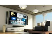 """Samsung 75"""" 4K UHD ULTRA SMART LED LOADED FEATURES LIKE NEW MUST SEE TV"""