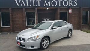 2012 Nissan Maxima WARRANTY INCLUDED ONE OWNER