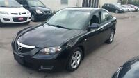 2007 Mazda MAZDA3 GS//ALL POWER GROUP//ALLOYS//2 YEARS WARRANTY