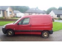 Citroen berlingo 2006 spares or repair