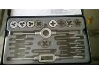 For sale tap and die set
