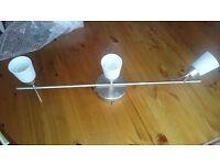 Ikea 3 spot light