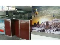 Decoration services including painting, plasterboarding etc.