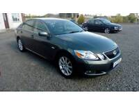 08 Lexus GS300 EX Auto 4Door BLACK LEATHER interior Nice car Can be Seen anytime