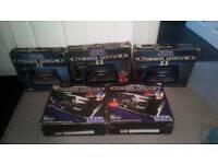 Sega megadrives 1 and 2. Boxed