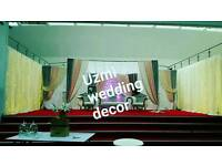 Wedding stages,mehndi stages,marquee hire,table decor,flowerwall,floral stages,photography,Video,dj