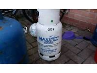Maxi gas bottle