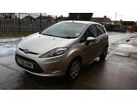 2011 Ford Fiesta 1.2 petrol 5 door hatchback 12 months mot genuine low mileage