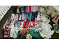 Massive clothes bundle 3m-2yrs