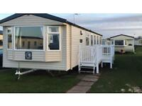 8 berth caravan for rent in clacton on sea