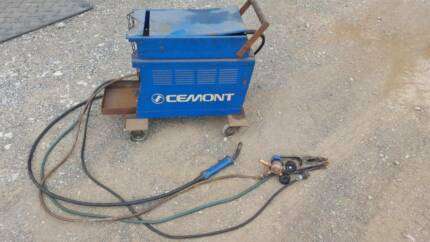 CEMONT - CEMIG 160T Welder - Not tested