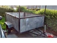 two wheeled trailer for sale