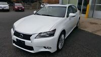 2013 Lexus GS 350 TECHNOLOGY PLUS PACKAGE AWD
