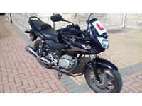 Honda CBF125, 13,500m, well used but great bike. 12 months MOT