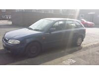 Very reliable car, electric windows/sunroof, central locking, recent new brake/discs, exhaust.