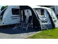 Caravan kampa 400 air awning