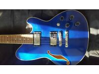 Ibanez TM71 Semi Hollow Electric Guitar for sale
