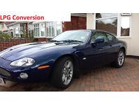 Jaguar XK8 4.0 V8 Dual Fuel LPG/Petrol 2001