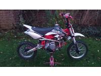 Pitbike CRF50 DemonX DYX Gen2 YX140 Pit Bike