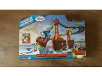 Thomas and Friends track master shipwreck rails set