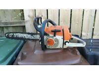 Stihl ms260 professional chainsaw