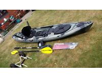 Ocean Kayak, Trident 13, excellent condition.