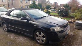 Vauxhall 1.6 bertone convertible