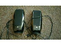Logitech Computer Mini Speakers