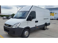 2012 IVECO DAILY 35S13 MWB - NEW MOT, SERVICED, LOW MILEAGE, EXCELLENT CONDITION, ONE OWNER, NO VAT