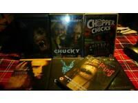 7 horror. Dvds