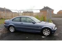 For Sale 2001 BMW 3 Series 318 CI COUPE