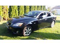 Lexus IS220d , black , manual, diesel , FSH