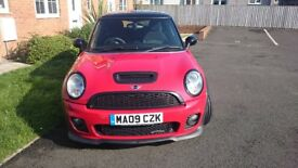 MINI Hatch 1.6 John Cooper Works 3dr - superb, original and rare, factory JCW