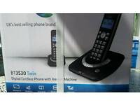 TWIN CORDLESS TELEPHONE