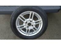 Ford Mondeo mk 2 verona zetec alloy wheel