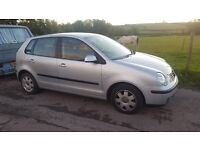 VW Polo 1.2 - 52 Plate with ONLY 22,000 MILES!!